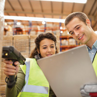High-Technology Warehouse Management
